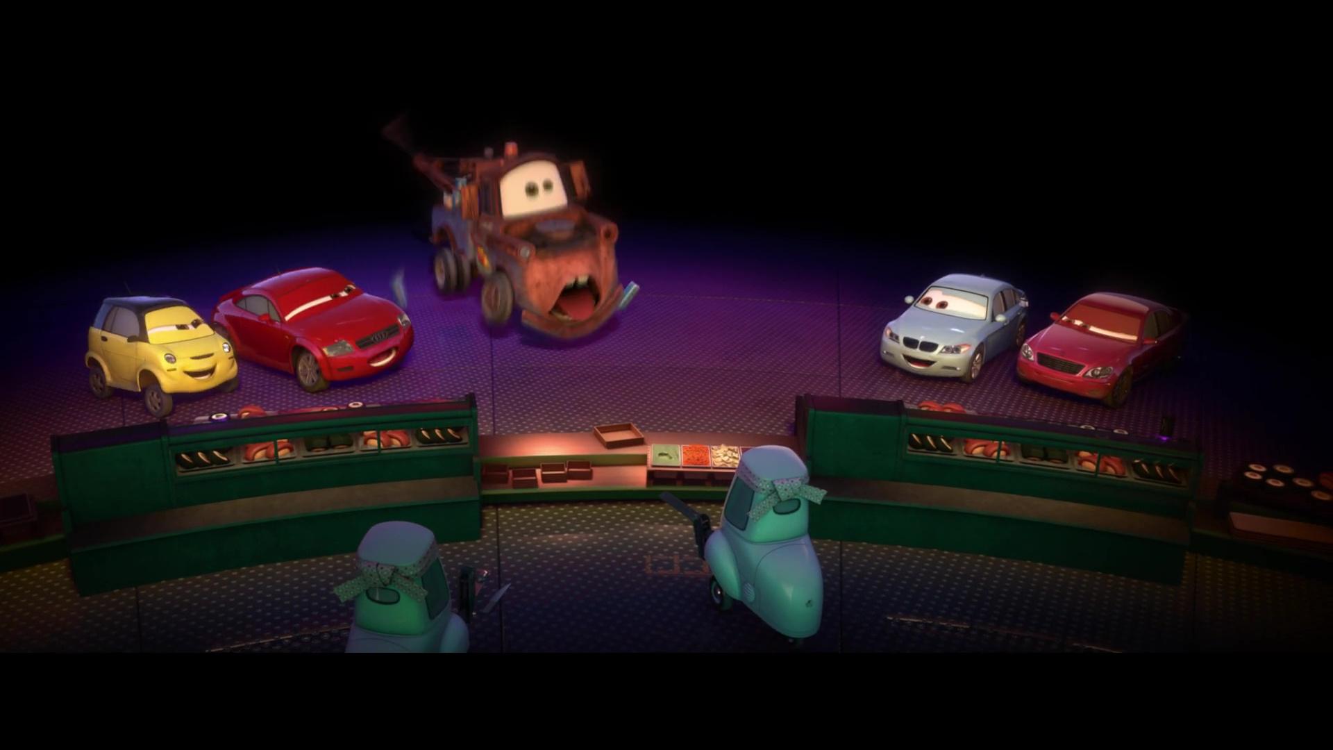 Cars 2 1080p Lat-Cast-Ing 5.1 (2011)
