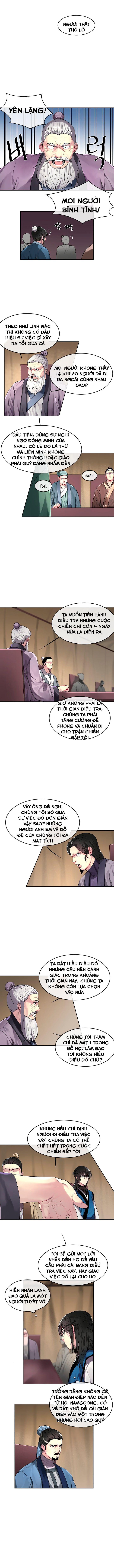Volcanic Age - Huyết Chiến Hoa Sơn Chapter 75 - Trang 4