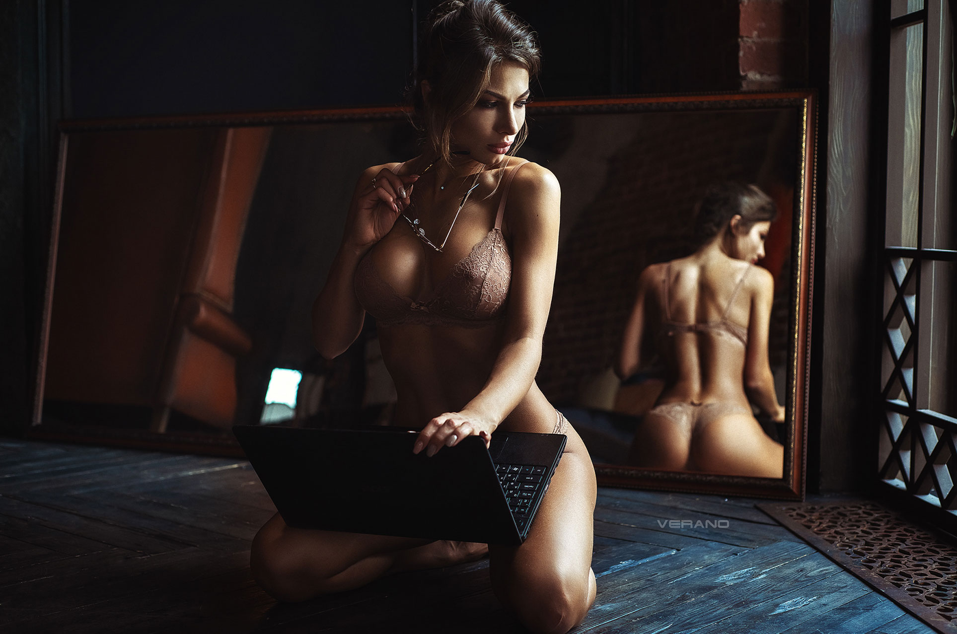 Дарья Шай / Daria Shy by Nikolas Verano