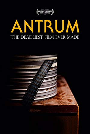 Antrum The Deadliest Film Ever Made 2019 HDRip XviD AC3-EVO