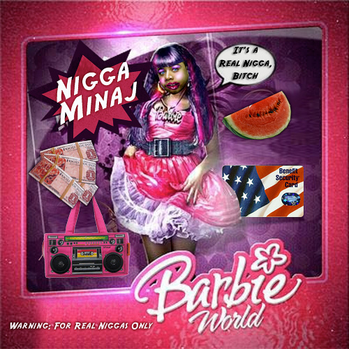 Nicki Minaj Barbie World Mixtape