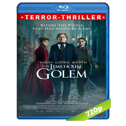 The Limehouse Golem 720p(2016) eMule Torrent D.D.