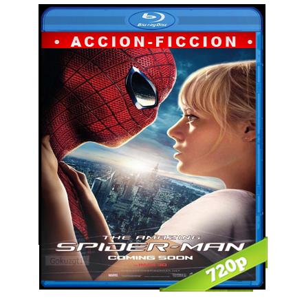 descargar El Sorprendente Hombre Araña 720p Lat-Cast-Ing 5.1 (2012) gartis