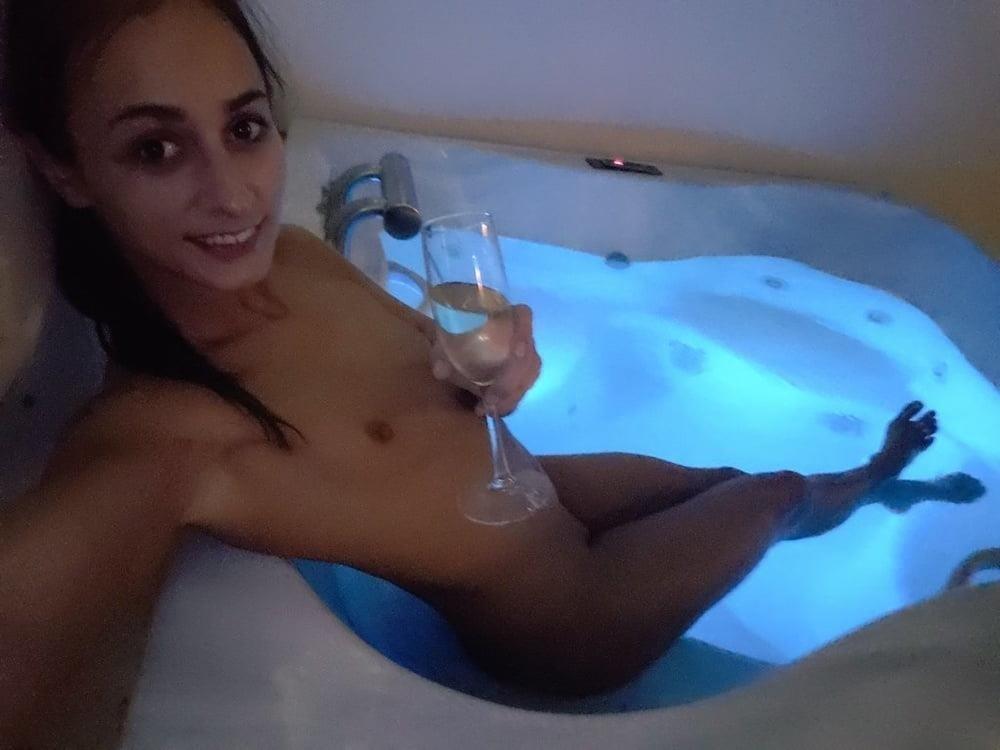 Hot girls taking nude selfies-6180
