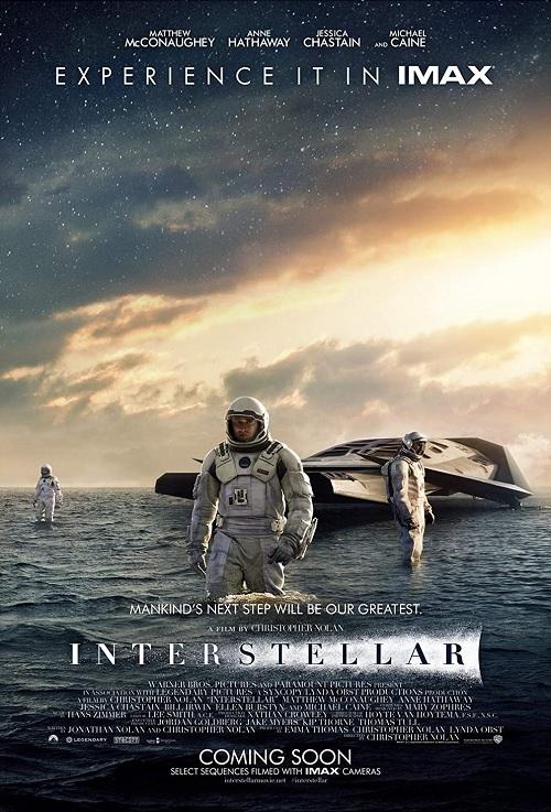 Interstellar (2014) V2.MULTi.IMAX.720p.BluRay.x264.DTS.AC3-DENDA / LEKTOR i NAPISY PL