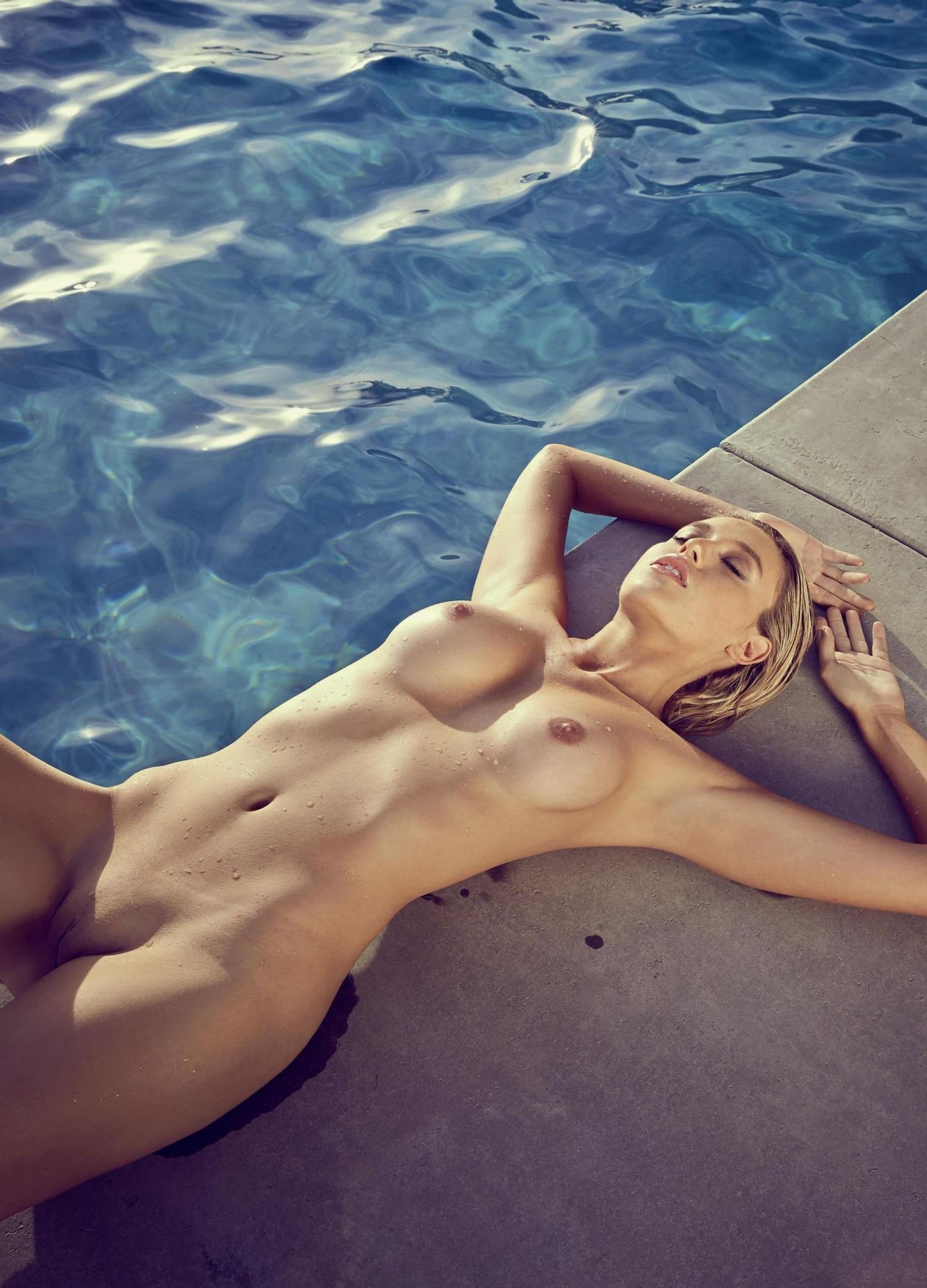 подборка фотографий сексуальных голых девушек - Monica Sims
