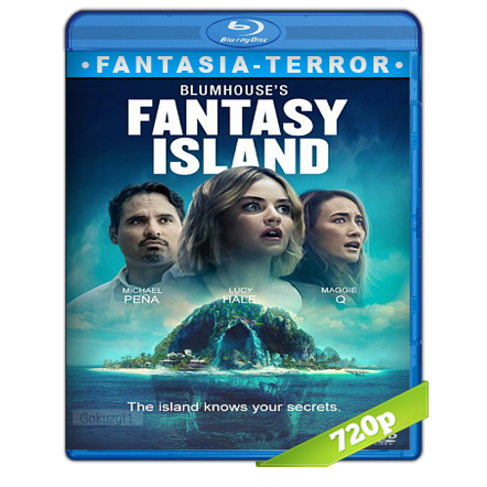 La Isla De La Fantasia (2020) BRRip 720p Audio Trial Latino-Castellano-Ingles 5.1