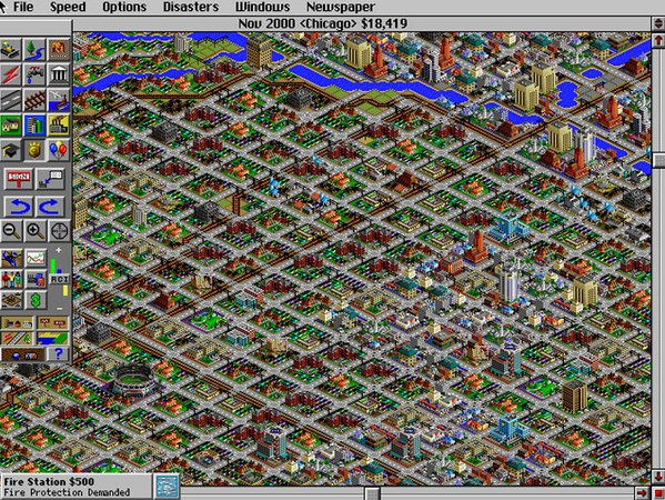 SimCity 2000 Special Edition Captura 3