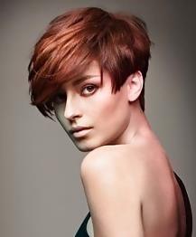 Best hair style for short hair girl-2231