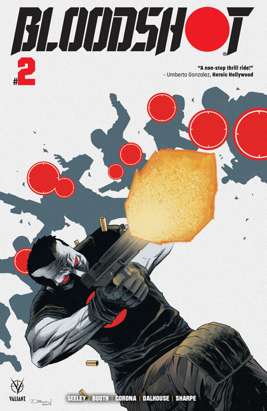 Bloodshot #0-7 (2019-2020)