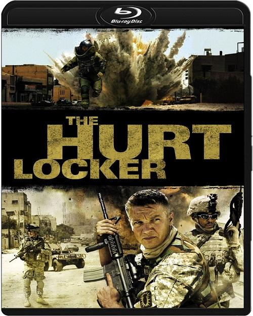 The Hurt Locker. W pułapce wojny / The Hurt Locker (2008) MULTi.720p.BluRay.x264.DTS.AC3-DENDA / LEKTOR i NAPISY PL
