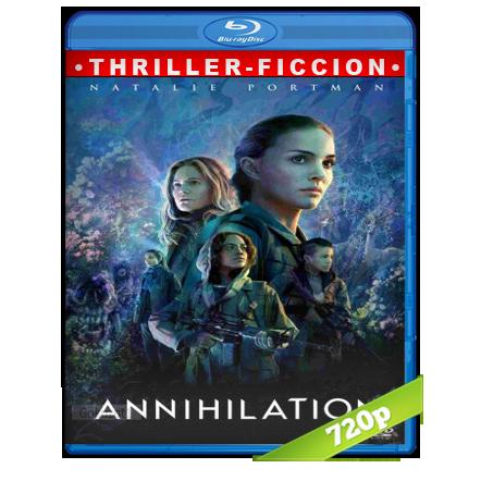 descargar Aniquilacion [m720p][Trial Lat/Cast/Eng][Thriller](2018) gartis