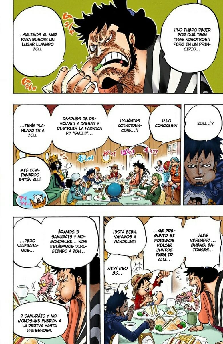 One Piece Manga 700-701 [Full Color] [Dressrosa] VmaY5nYN_o