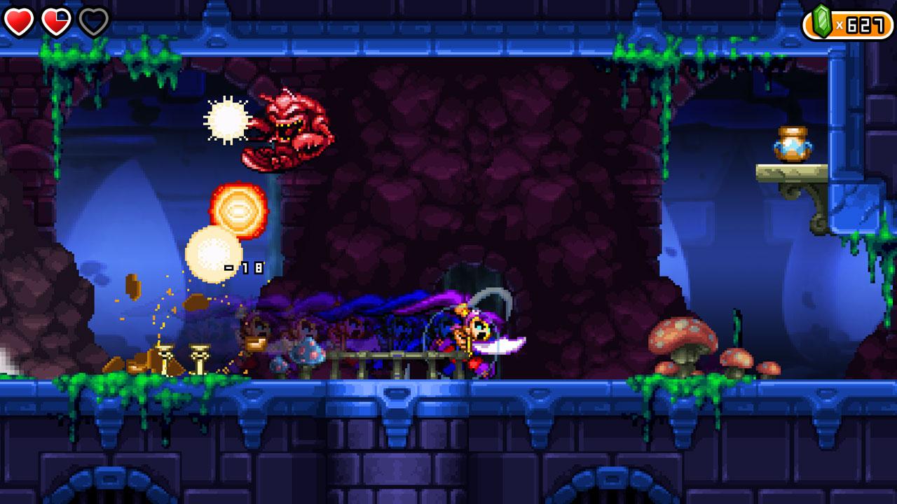 Shantae and the Pirate's Curse Captura 2