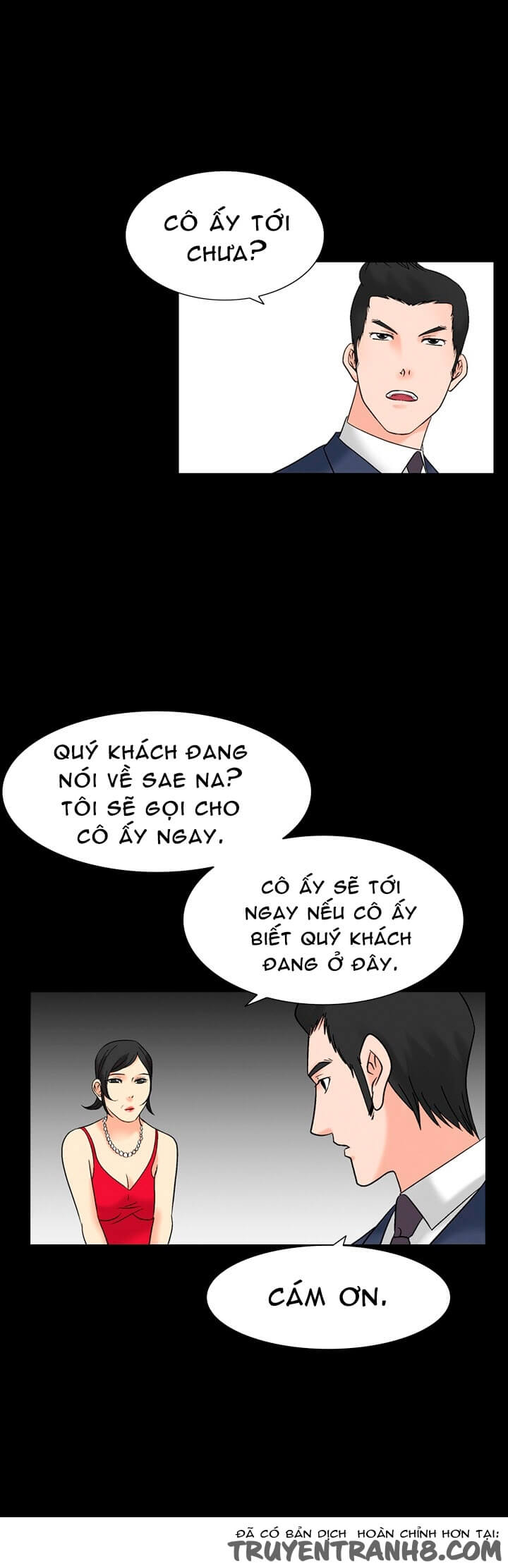 The Taste Of The Hand Chapter 36 - Trang 6