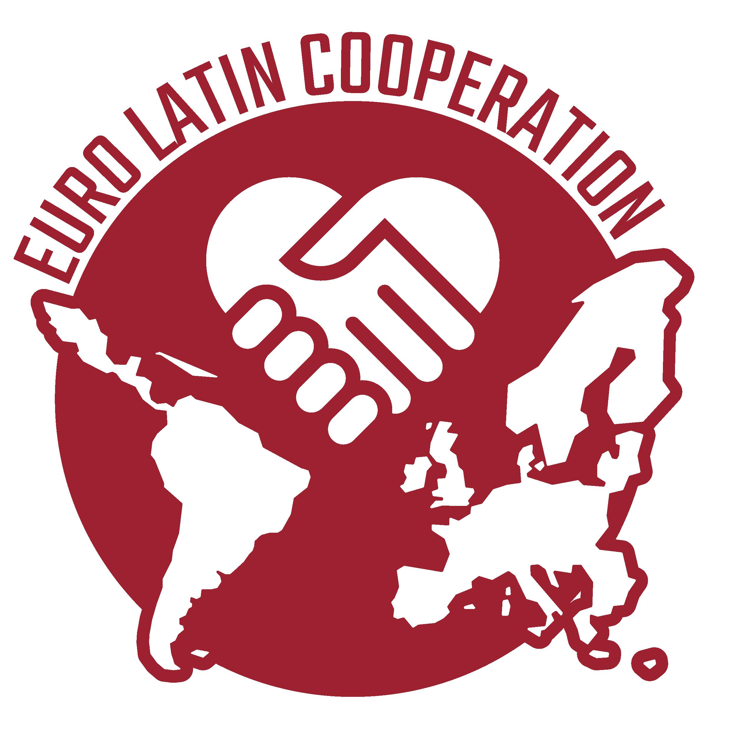 Euro-Latin Cooperation Logo