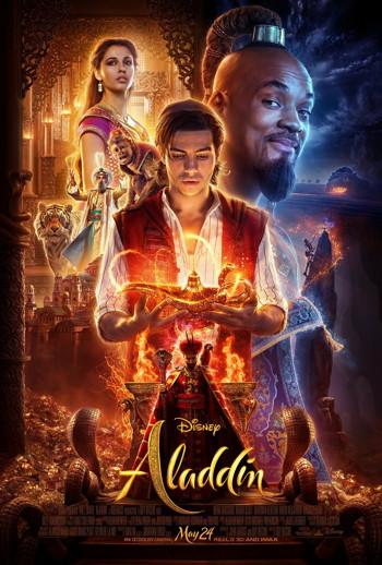 Aladdin (2019) 720p HDRip 1GB Mkvcage Movies