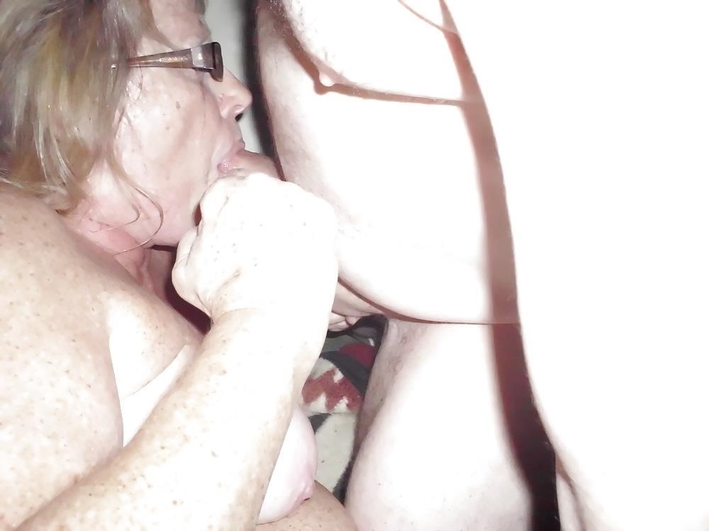 Husband watches wife in threesome-1737