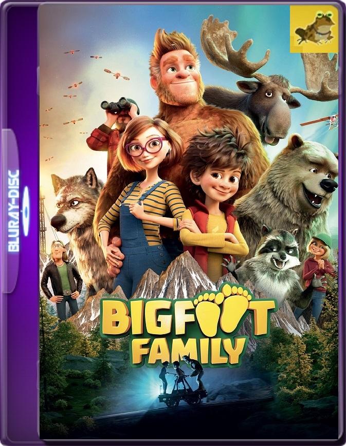 La Familia Piegrande (2020) Brrip 1080p (60 FPS) Latino / Inglés
