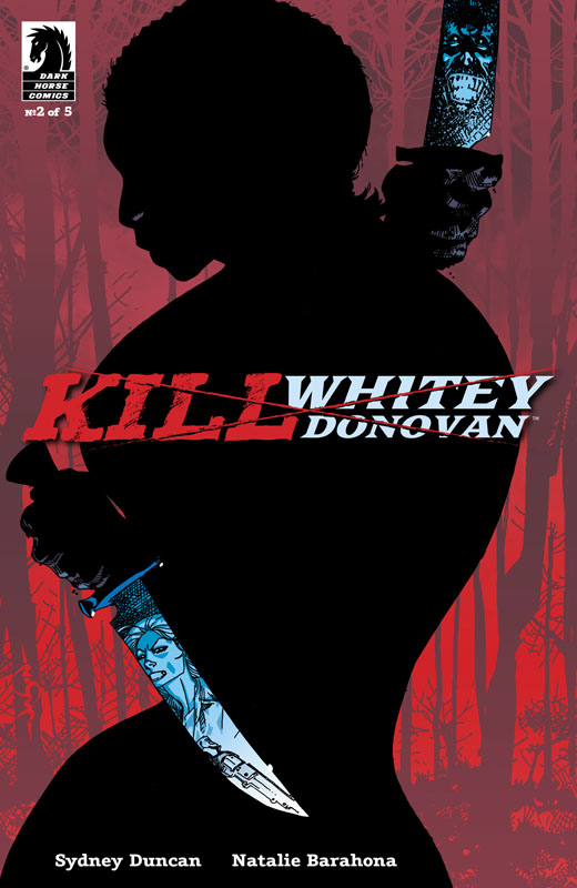Kill Whitey Donovan #1-3 (2019-2020)