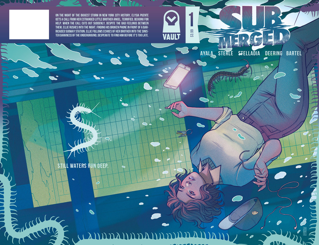 Submerged #1-4 (2018)