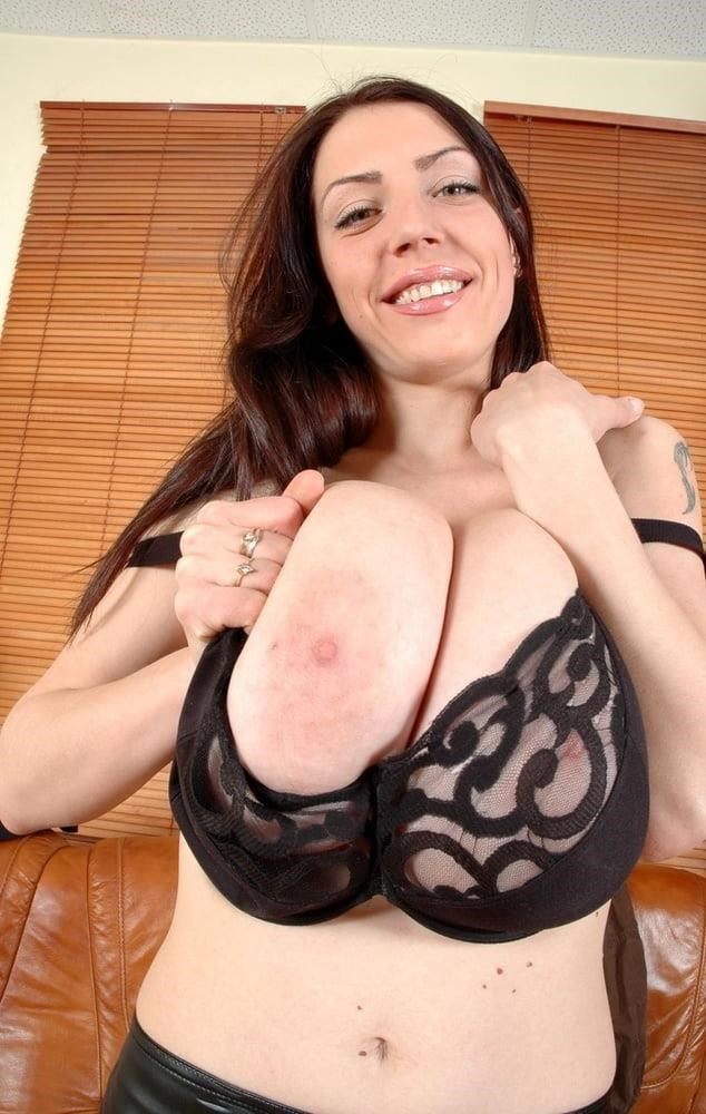 Slim girl huge tits-8316
