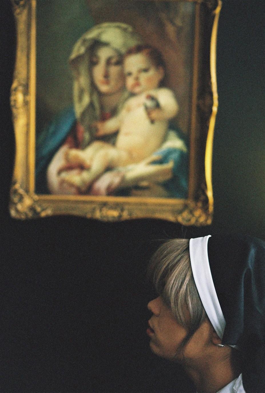 Misha Davis by Because Eileen - Coy Culture Magazine