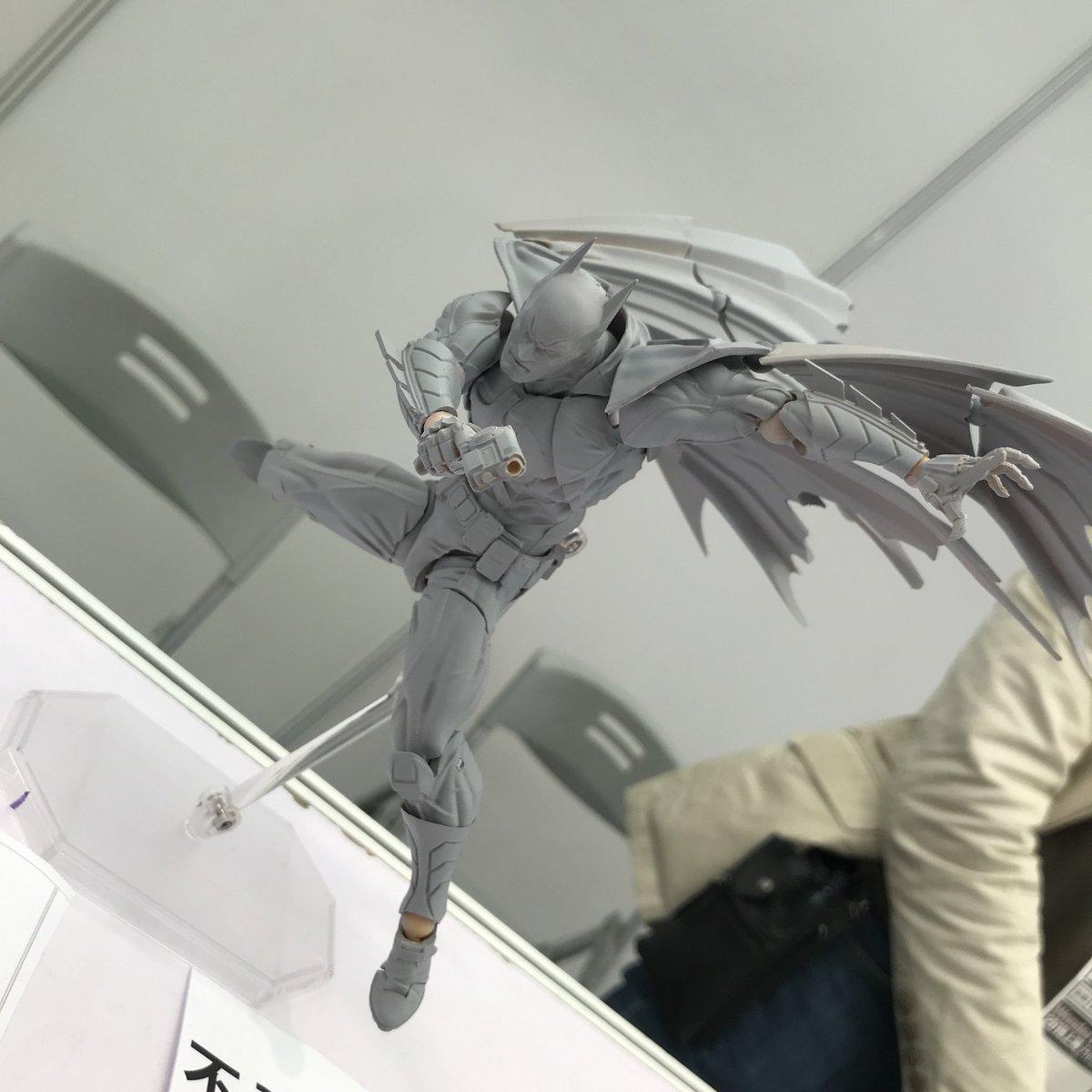 Batman - Amazing Yamaguchi - Figure Complex (Revoltech) OCbXzxfW_o