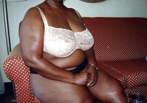 Older black hairy women-8613
