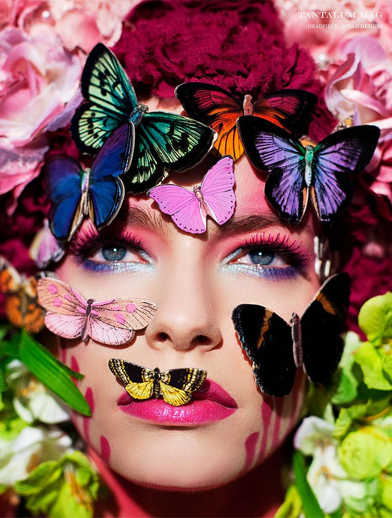 Spirit Blossom / Jessica Minter by Viktorija Pashuta