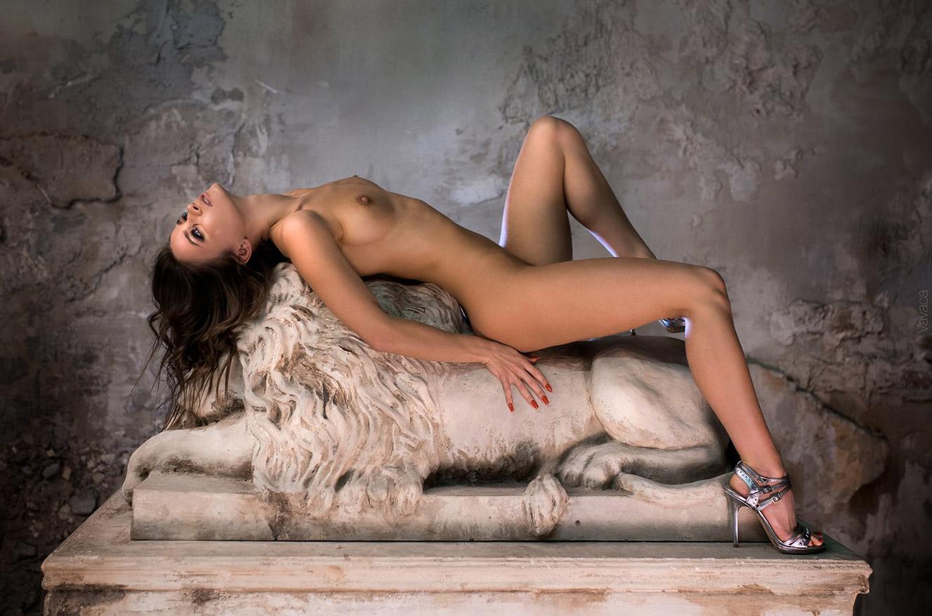 Сексуальная красавица Кристина Макарова / Kristina Makarova by Vladimir Nikolaev