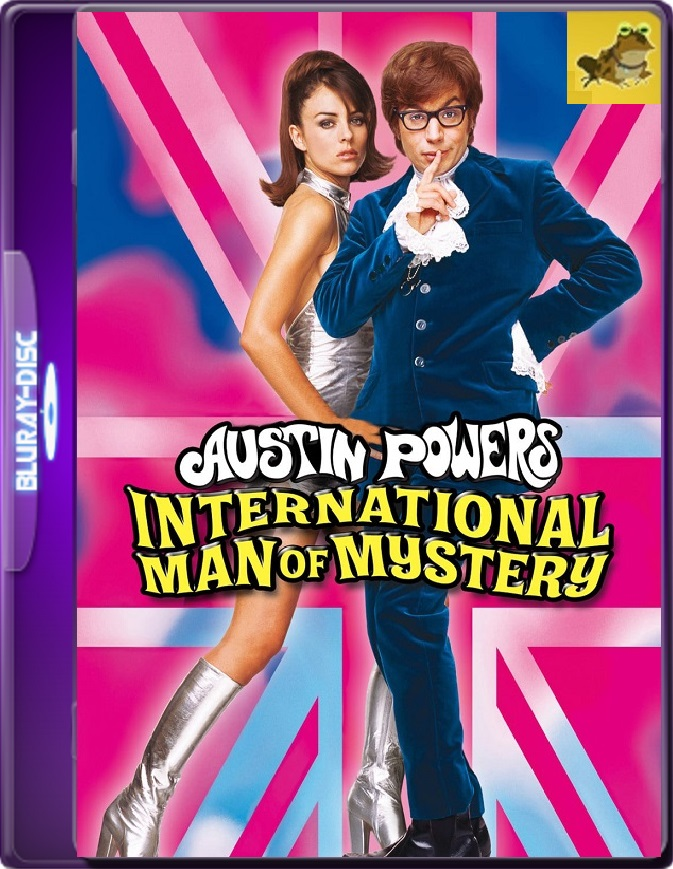 Austin Powers (1997) Brrip 1080p (60 FPS) Latino / Inglés