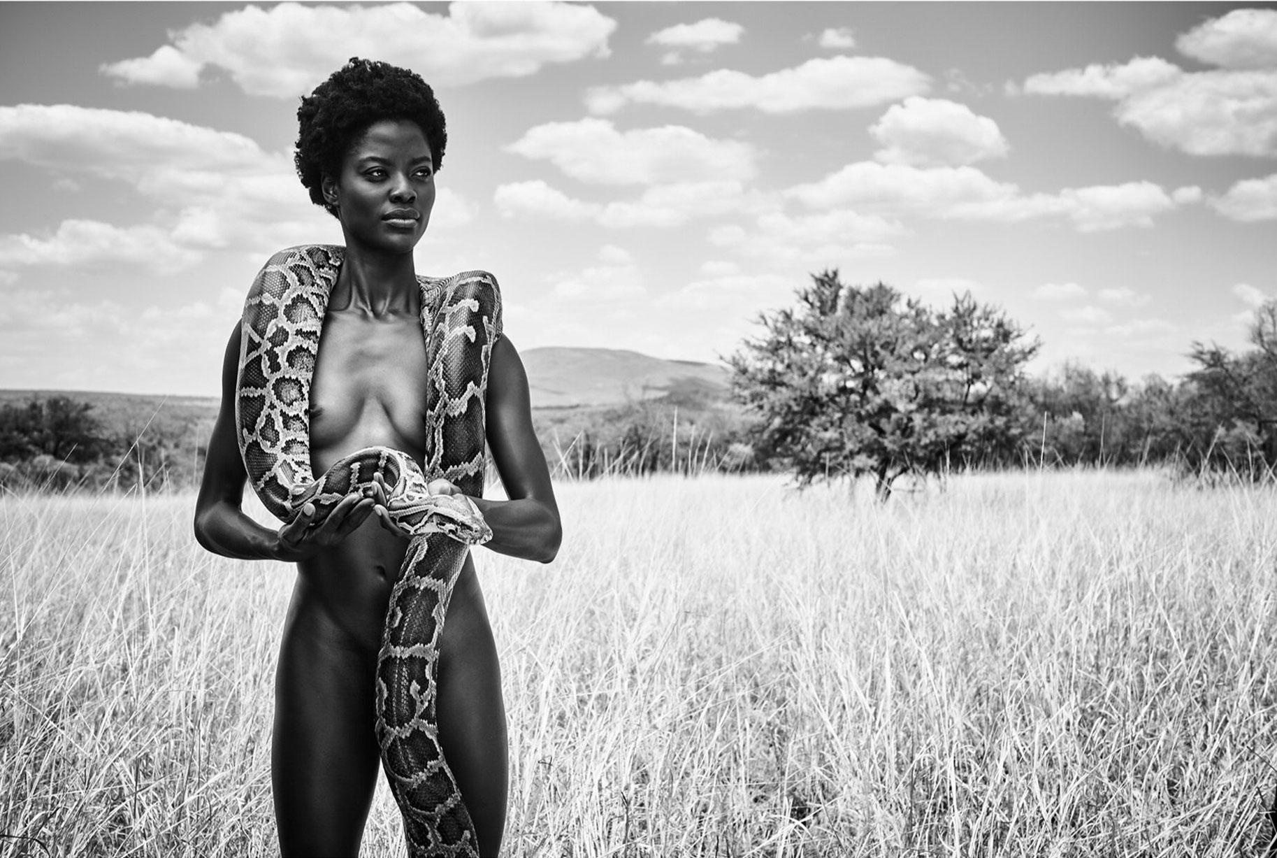 эротический календарь 12 чудес природы / Африка 2019 / фото 09