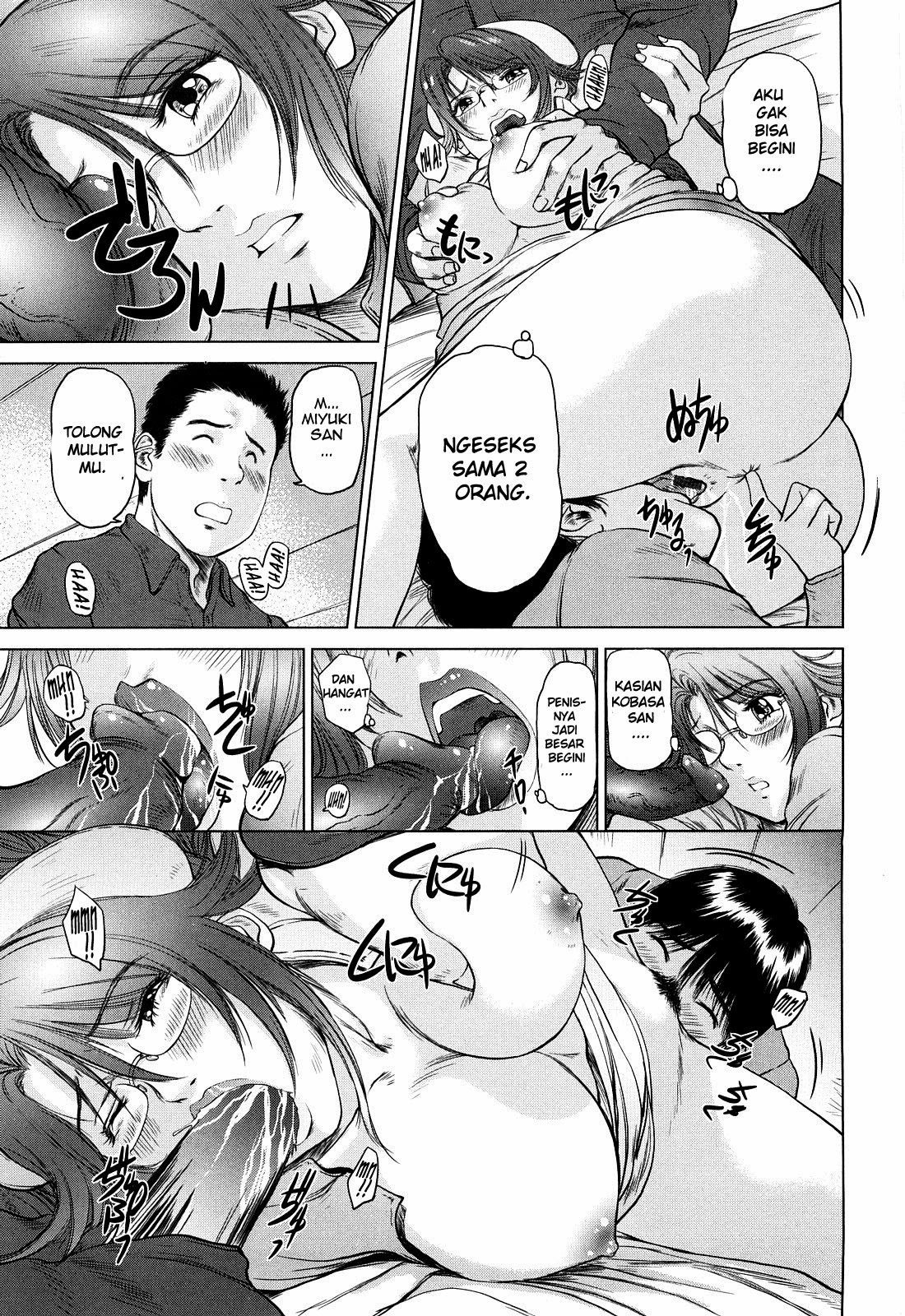 Komik Hentai Suster Semok bikin sange 2 Pasien Manga Sex Porn Doujin XXX Bokep 13