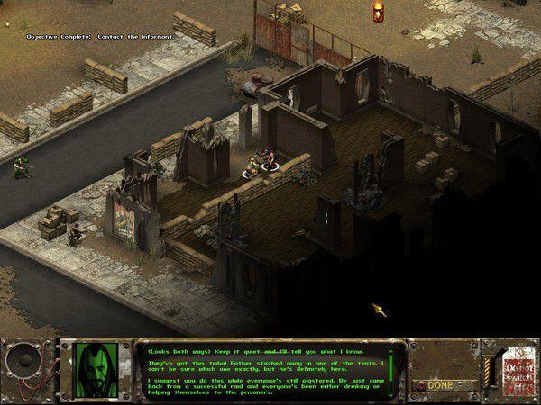 Fallout Tactics Captura 3