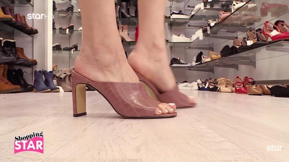 Teen foot orgy-7821