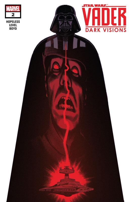 Star Wars - Vader - Dark Visions #1-5 (2019) Complete