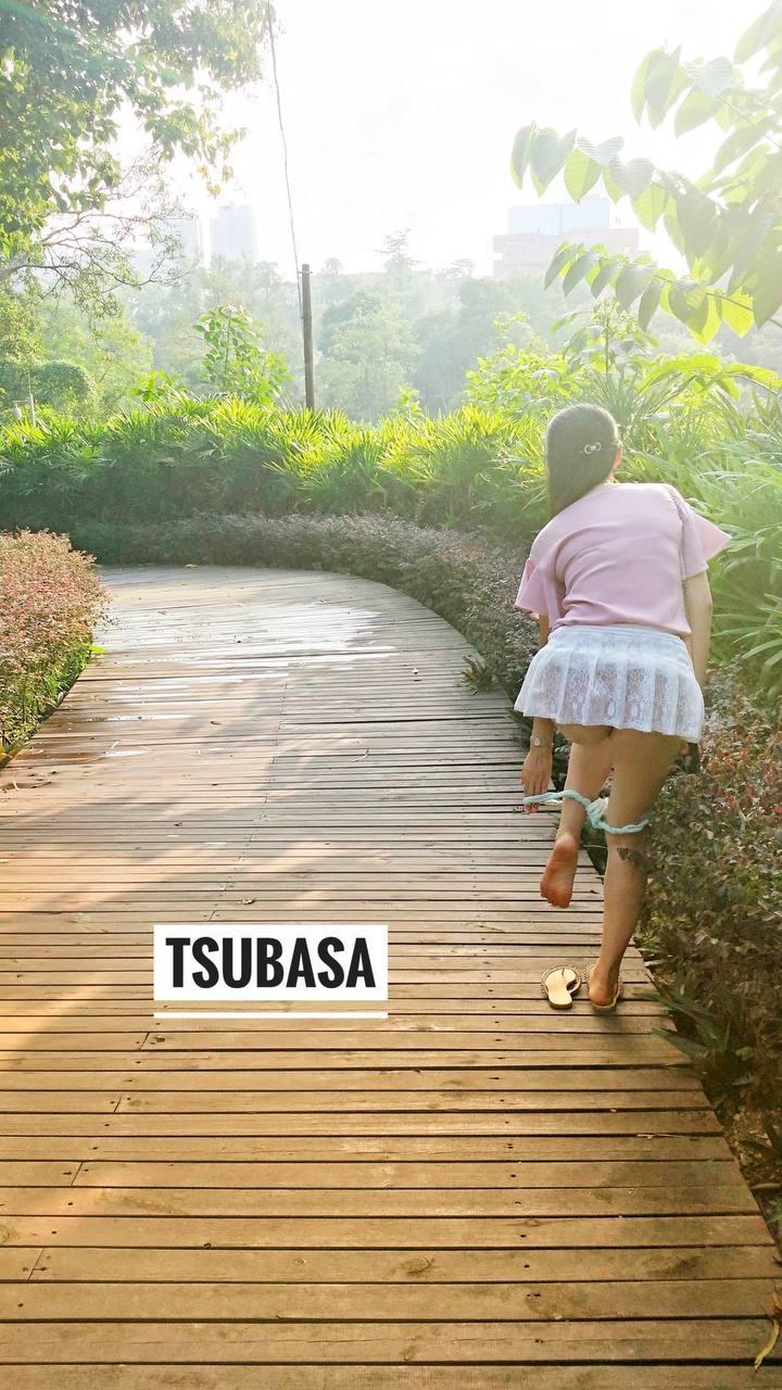 图片[13]-Tsubasa户外露出1[25P]-爱日逼
