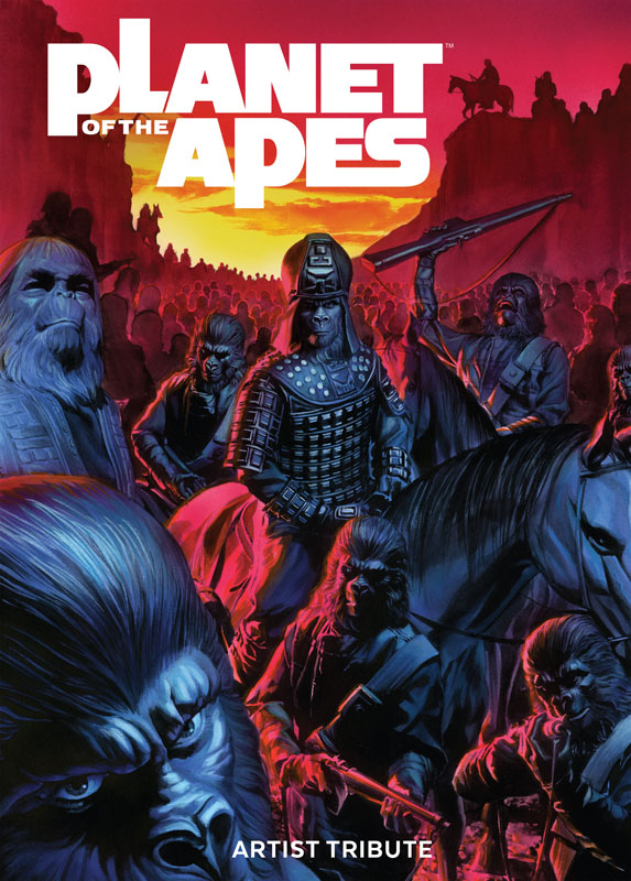 Planet of the Apes Artist Tribute (2019)