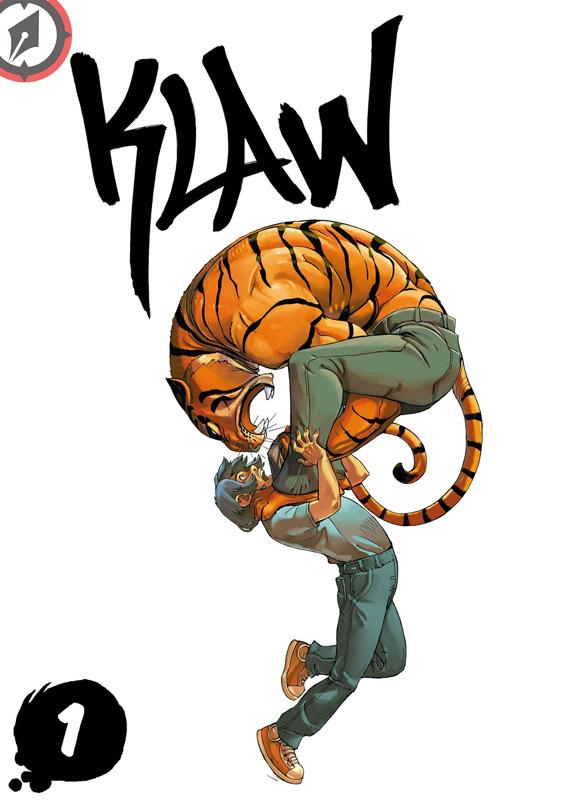 Klaw #1-2 (2017)