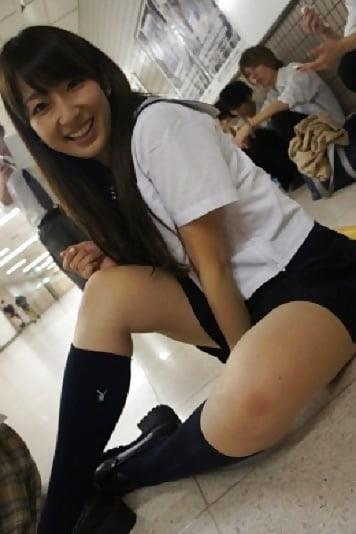 Cute asian schoolgirl-2426