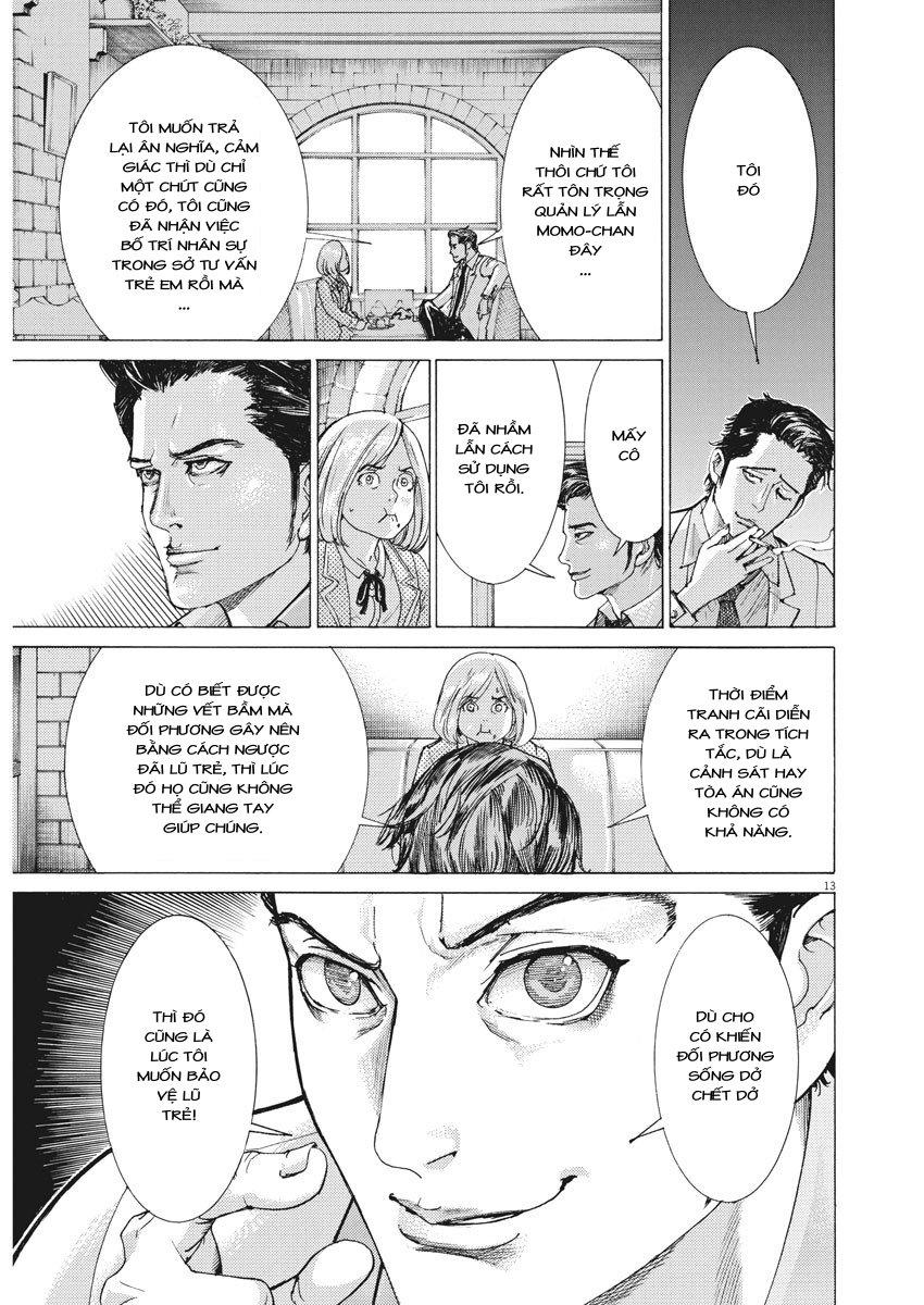 Natsume Arata no Kekkon chap 1 - Trang 15