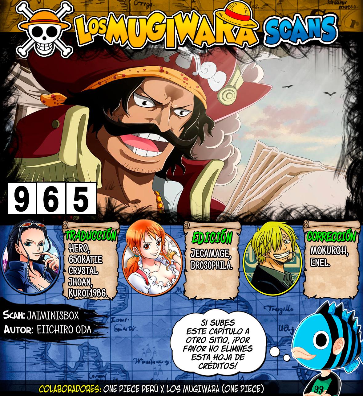 One Piece Manga 965 [Español] [Mugiwara Scans] WRofvVCm_o