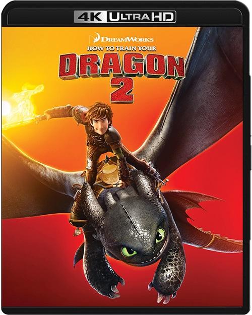 Jak wytresować smoka 2 / How to Train Your Dragon 2 (2014) MULTi.REMUX.2160p.UHD.Blu-ray.HDR.HEVC.DTS-X7.1-DENDA / DUBBING i NAPISY PL