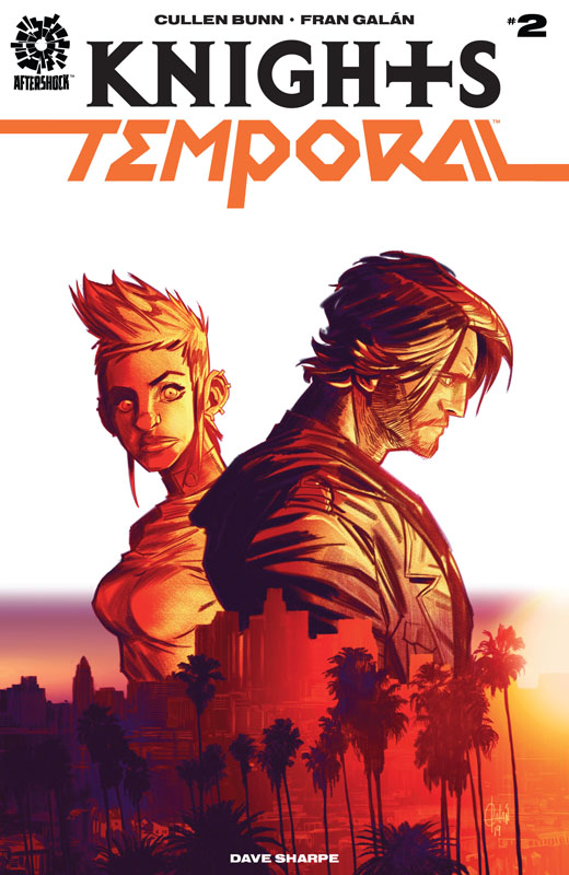Knights Temporal #1-5 (2019-2020)