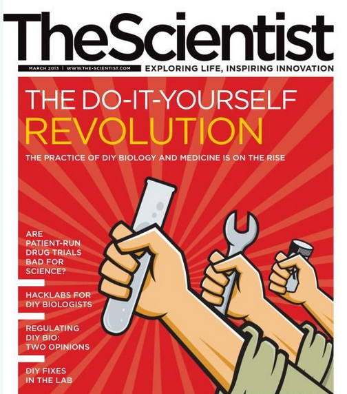 The Scientist – March 2013