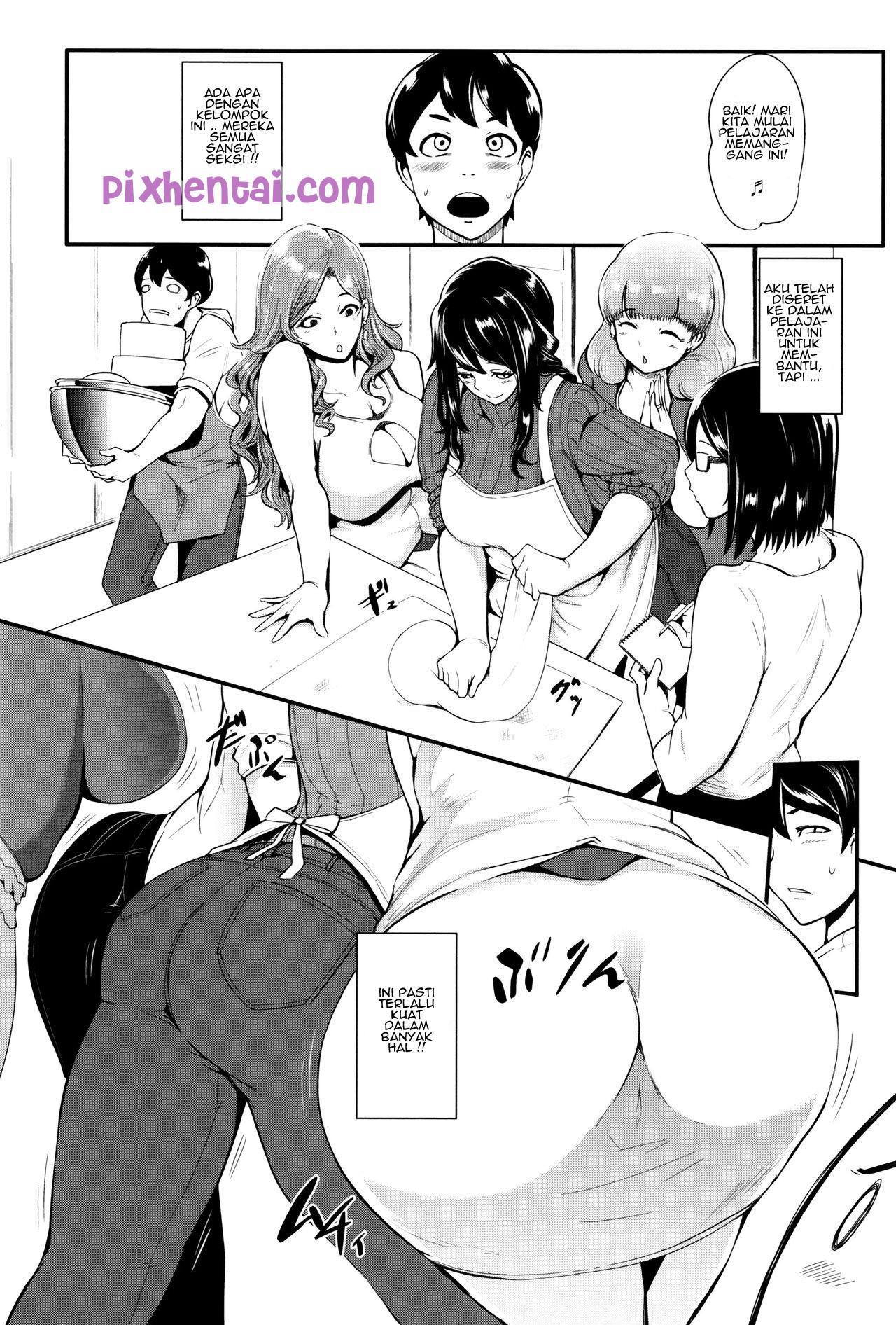 Komik hentai xxx manga sex bokep daya tarik seks teman-teman ibu 04