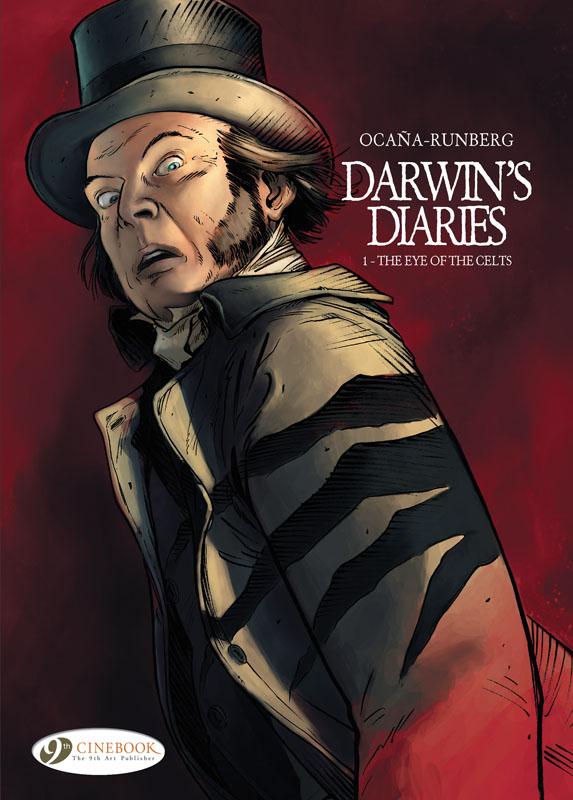 Darwin's Diaries #1-3 (2011-2013) Complete