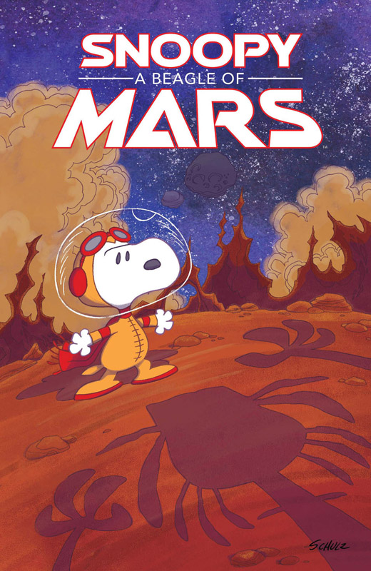 Snoopy - A Beagle of Mars (2019)