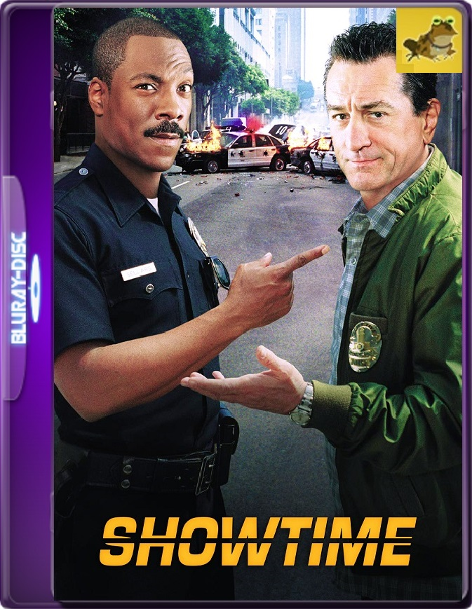 Showtime (2002) Brrip 1080p (60 FPS) Latino / Inglés